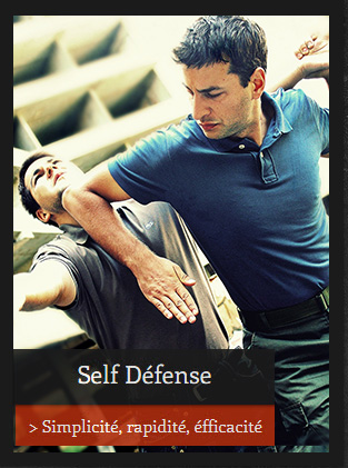 self défense chez DP/ACADEMY