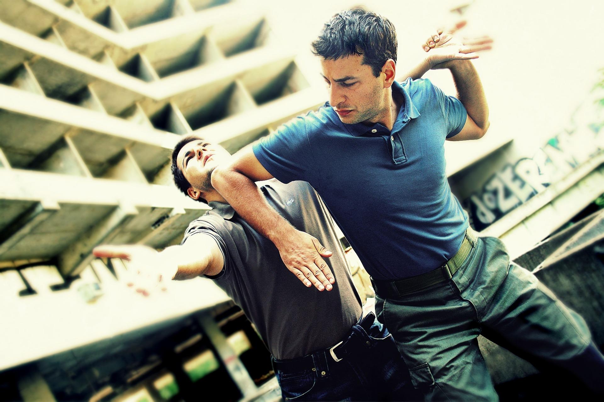 SELF DEFENSE URBAINE DP/ACADEMY