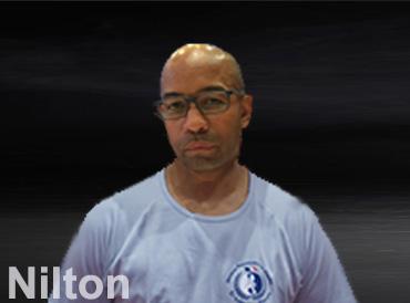 Nilton ceinture noire instructeur