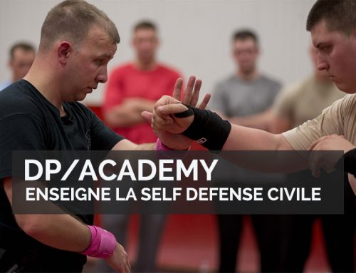 Types de formation en autodéfense enseigné par  DP/ACADEMY