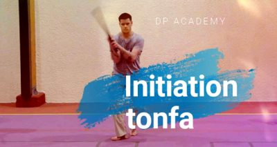 initiation tonfa chez DP Academy