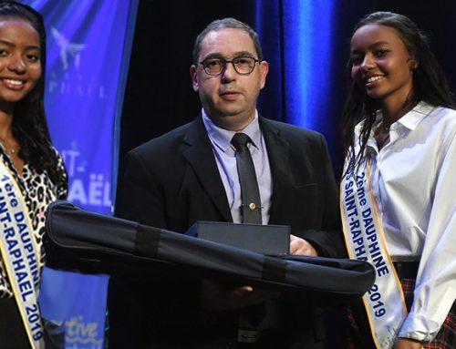 Trophées du Sport Saint-Raphaël Jacques Lebrun récompensé