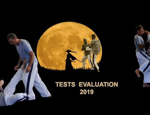 Tests d'évaluation 2019