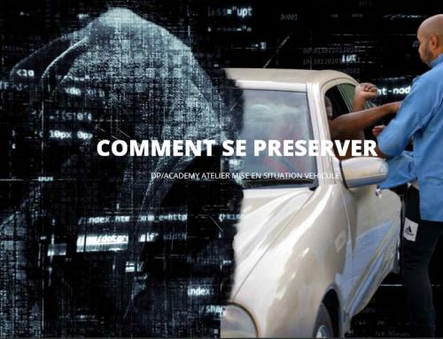 Agression en véhicule – mise en situation