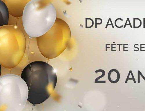 DP ACADEMY FÊTE SES 20 ANS D'EXISTENCE