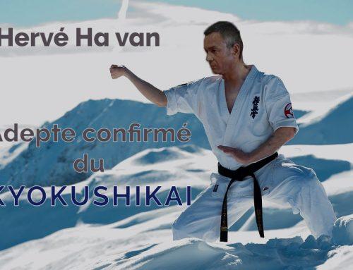 Hervé Ha Van (instructeur DP ACADEMY ) 1er Dan Kyokushin Budokaikan