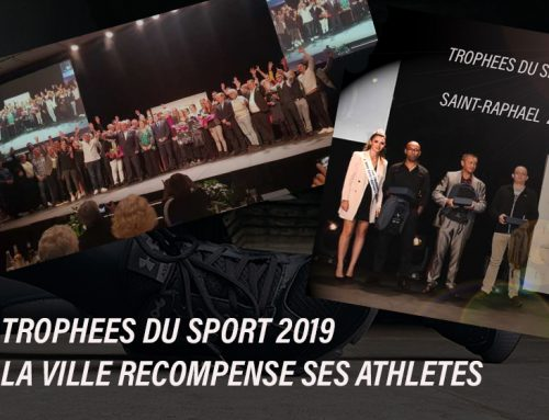 Les 30eme Trophées du Sport de Saint-Raphaël récompensent les instructeurs de DP ACADEMY