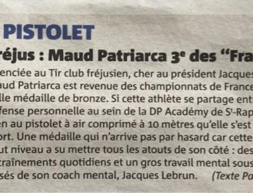 Jacques Lebrun un coach de haut niveau