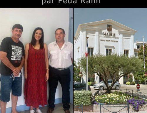 J'aimerai mettre à l'honneur DP ACADEMY  – Feda Rami de la Mairie de  Saint-Raphaël